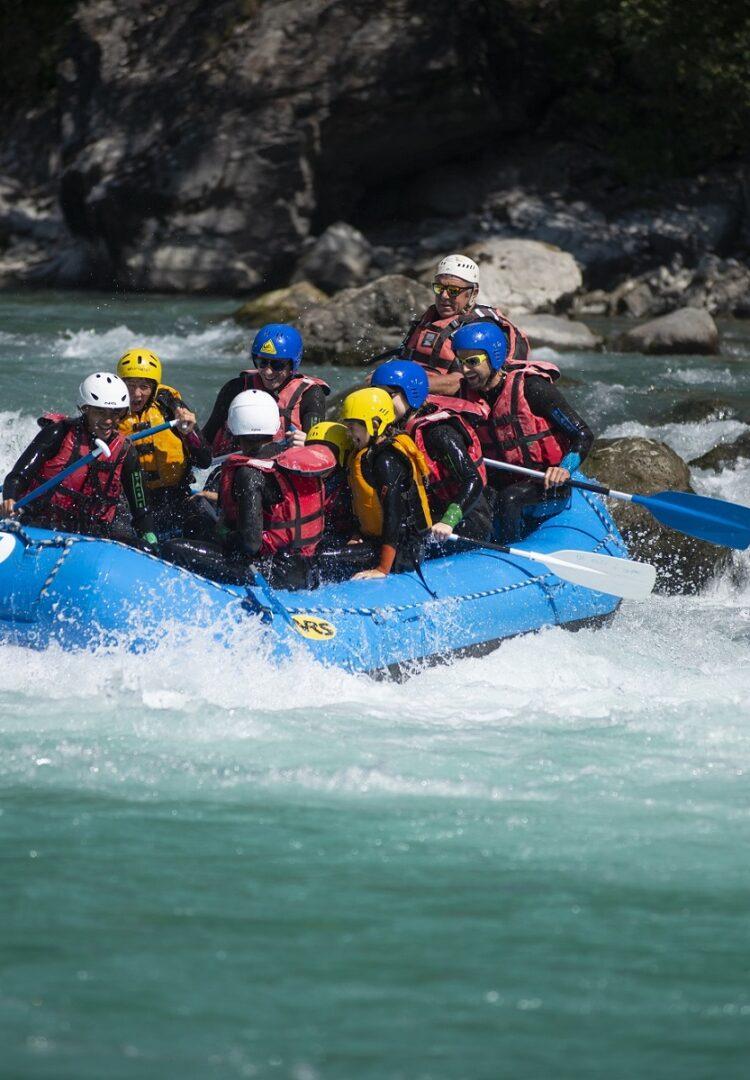 Rafting Serre-Ponçon