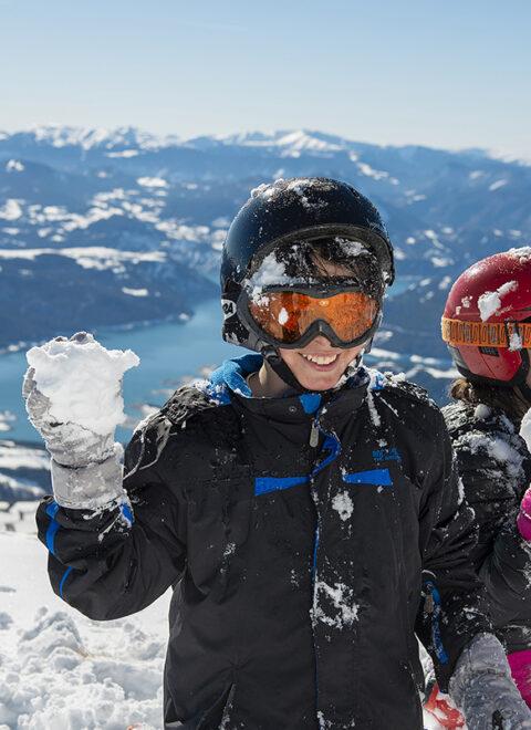 Station de Réallon ski VTT